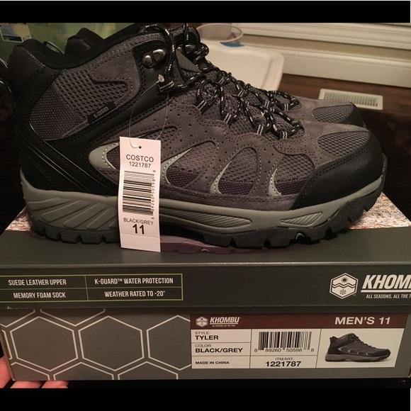 37f659d0516 Khombu Tyler All Season Hiking Boots NWT